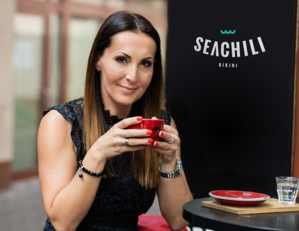 The founder of Seachili